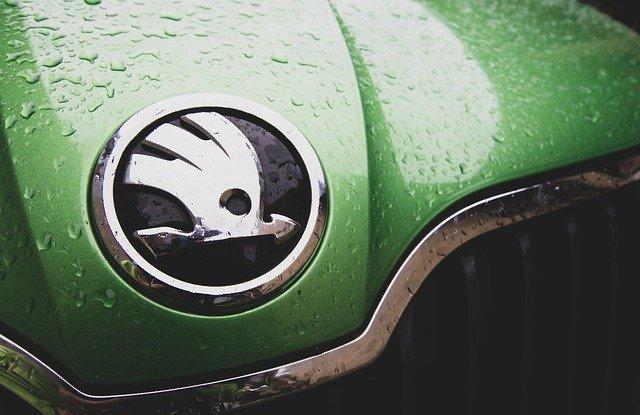 škodovka logo