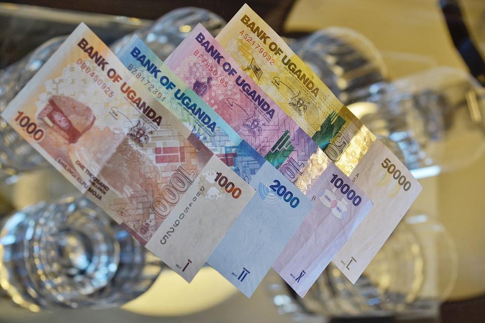 africké peníze