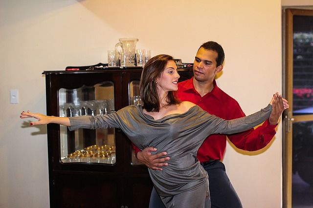 taneční hodiny