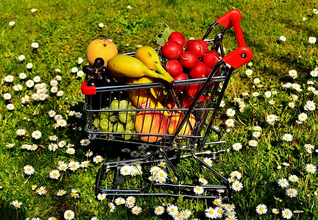 zdravé nakupování