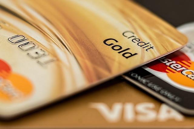finanční karty