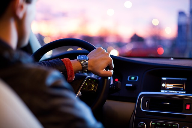 řidič osobáku