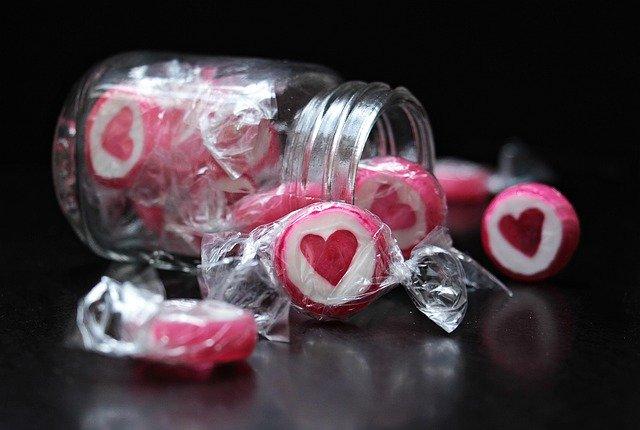 Sladké cukrovinky